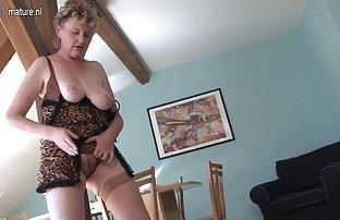 Die Sexy Blondine Reißt das Höschen von milf Ihr, gratis softpornos zu zeigen, die rift