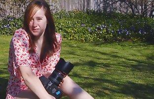 Brunette sexviedos kostenlos Sasha rothaarige verwendet werden, um eine sex-Maschine
